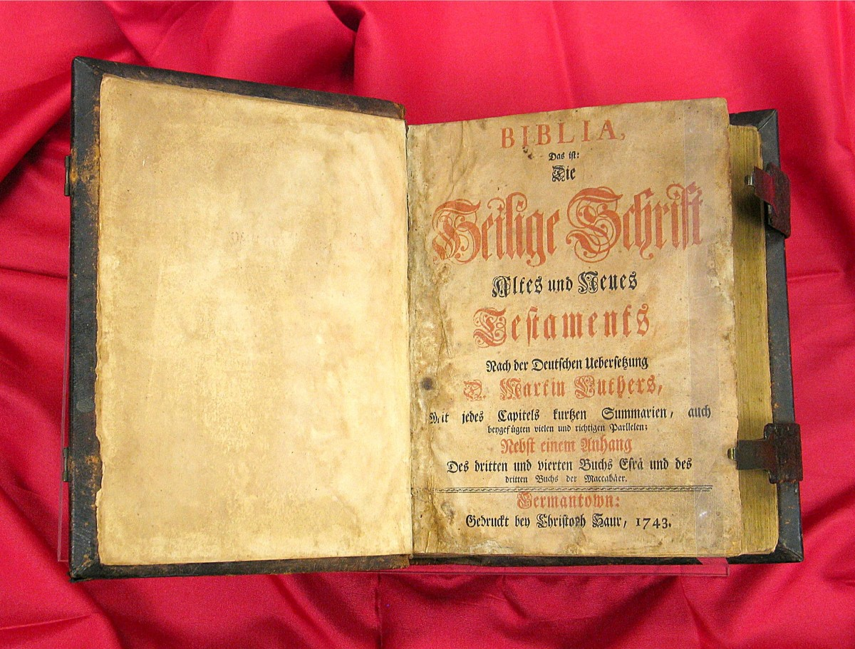 Did Martin Luther Actually Translate the New Testament Into